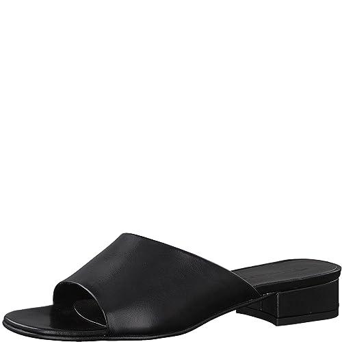 Tamaris 1 1 27122 30 Damen Pantolette, Clogs, Sandale, Sommerschuhe für die modebewusste Frau