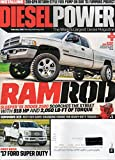 img - for Diesel Power The World's Largest Diesel Magazine FIRST DRIVE: 2017 FORD SUPER DUTY Installing 200-GPH Return-Style Fuel Pump On Our 2001 Fummins Project book / textbook / text book