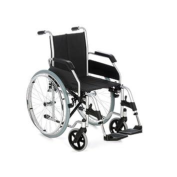 Ayudas Dinámicas - Silla ligera gades rueda ø 300 ,talla 44 cm: Amazon.es: Salud y cuidado personal