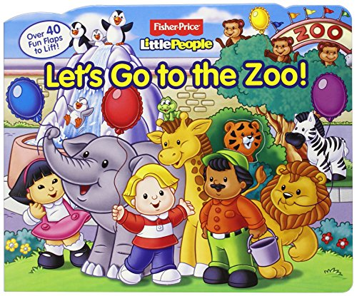 Fisher-Price Little People Let's Go to the Zoo! - Zoo Fisher Price