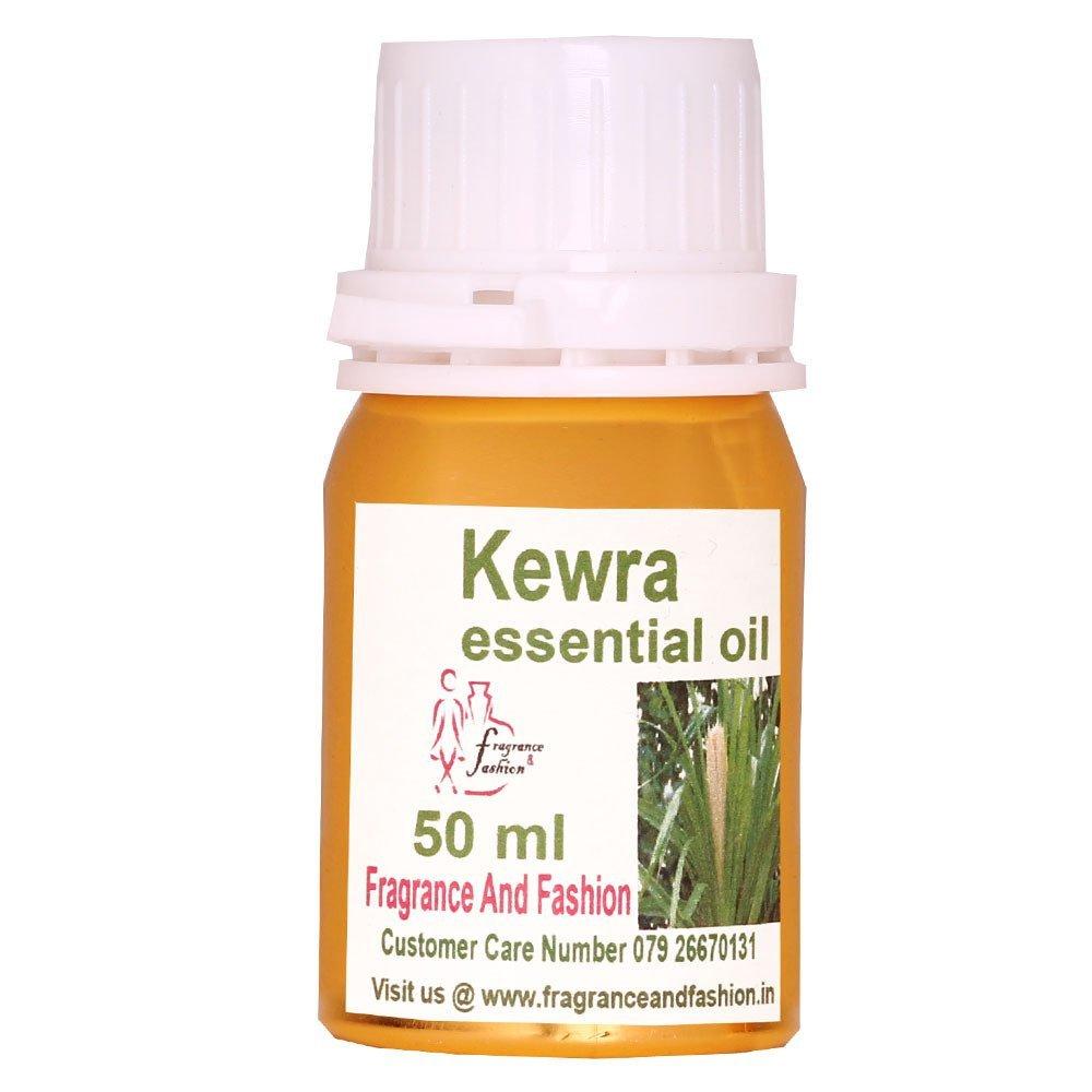 Fragrance and Fashion Kewra Essential Oil Of 50 Ml
