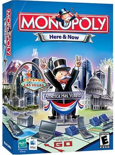 Monopoly - Here And Now - Mac by Destineer: Amazon.es: Videojuegos