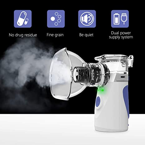 masque aerosol medical