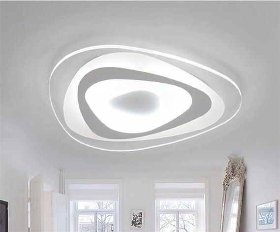 Lampada parete moderna ultrasottile plafoni led luce soffitto casa