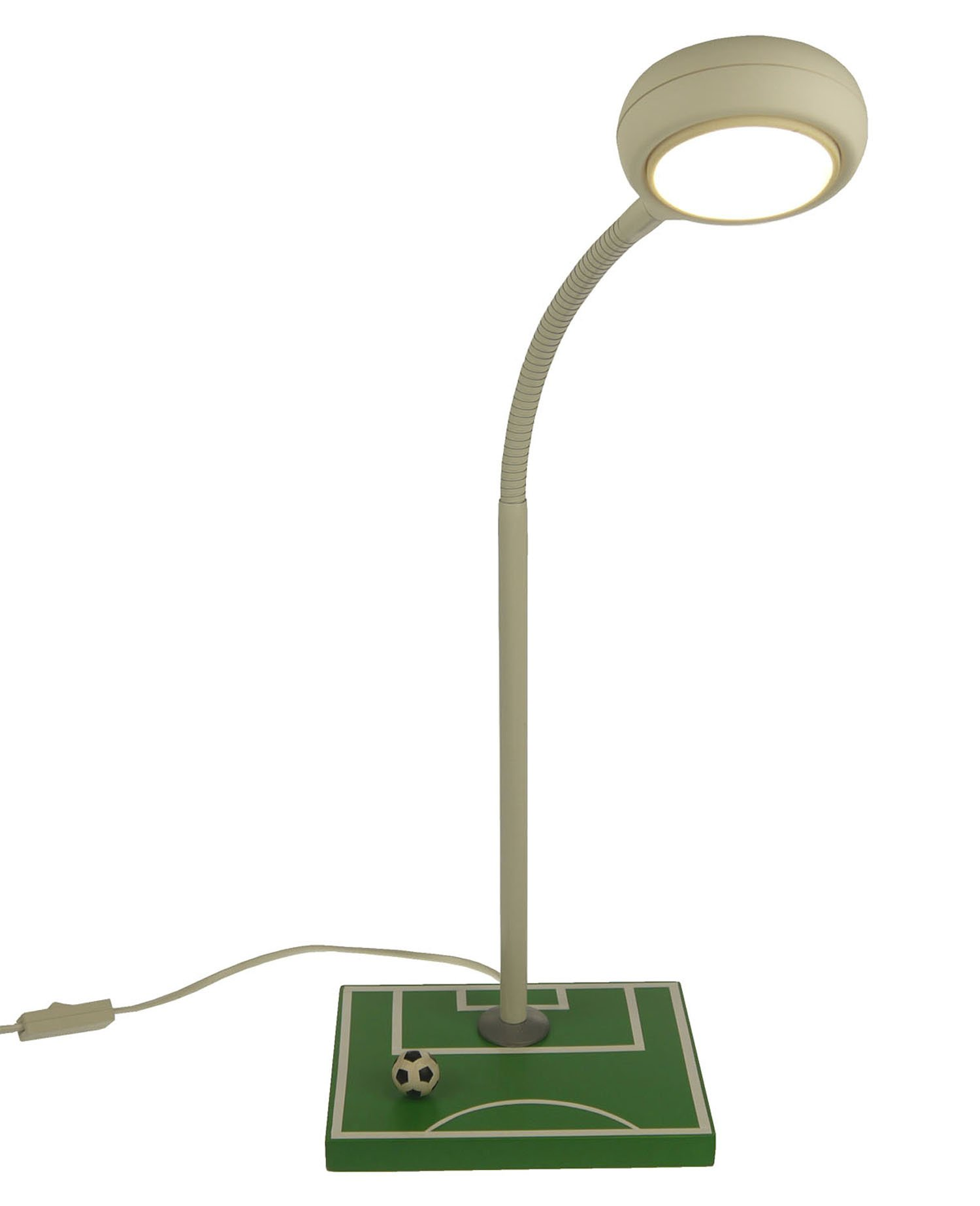 Niermann Standby Table Lamp, Soccer Field by Niermann Standby