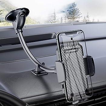 Floveme Gooseneck Long Arm Car Phone Mount