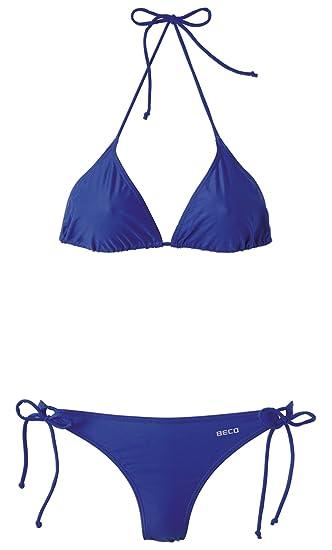 Beco Damen Triangelbikini-Basics  Amazon.de  Sport   Freizeit 03d47cedd1