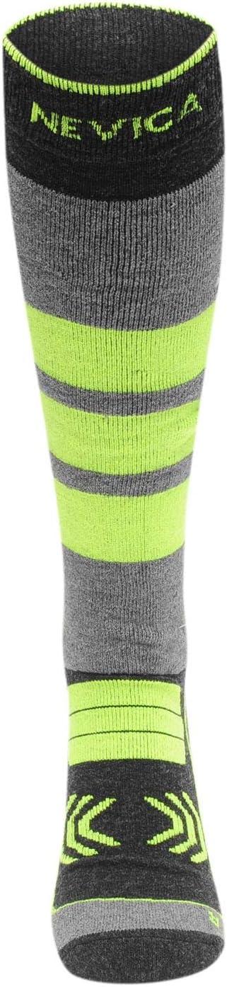 Nevica Mens Vail 1 Pack Ski Socks Breathable Insulated