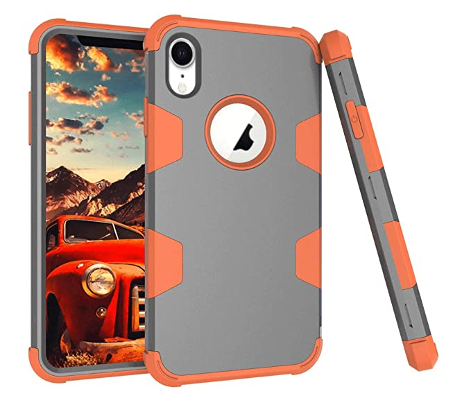 iphone xr case orange