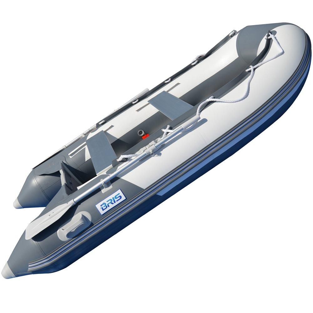 10.8 Ft inflable barco inflable Balsa de pesca de rafting ...