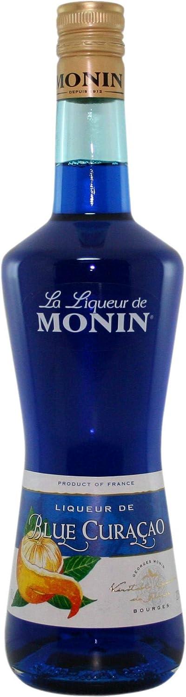 Monin Blue Curacao Liqueur - 700 ml
