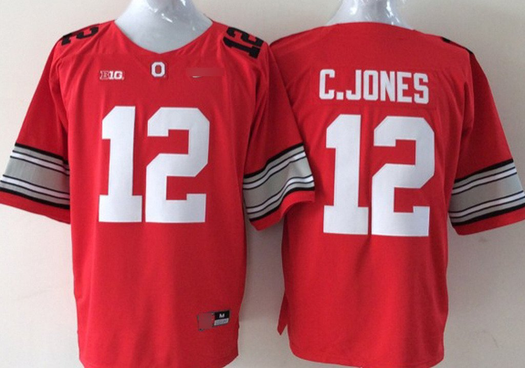 detailed look 0240f e1062 durable service Mrmslove Youth Ohio State Buckeyes C.Jones ...