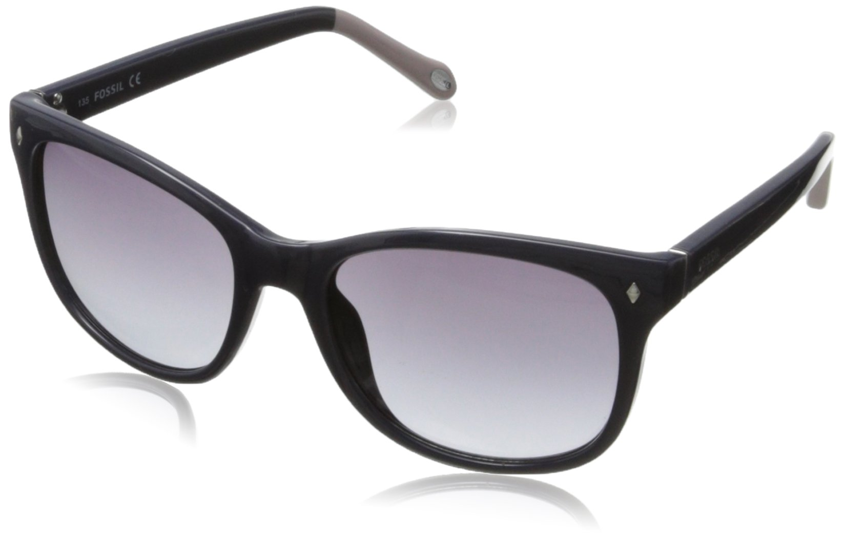 Fossil Women's FOS3006S Rectangular Sunglasses