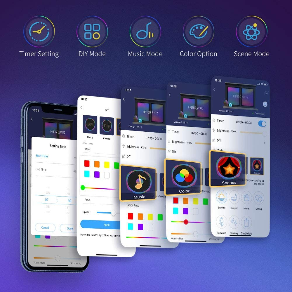 govee-smart-home-app-modes