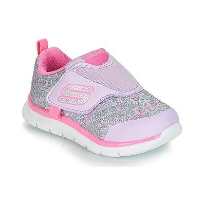 1d3f196c648b Skechers Kids Baby Girl s Skech-Lite-Heart Sprinters 82074N (Toddler Little  Kid
