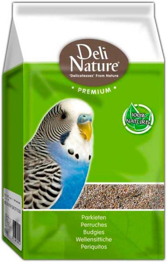 Deli Nature 15-028321 Alimento Premium Periquitos - 4000 gr