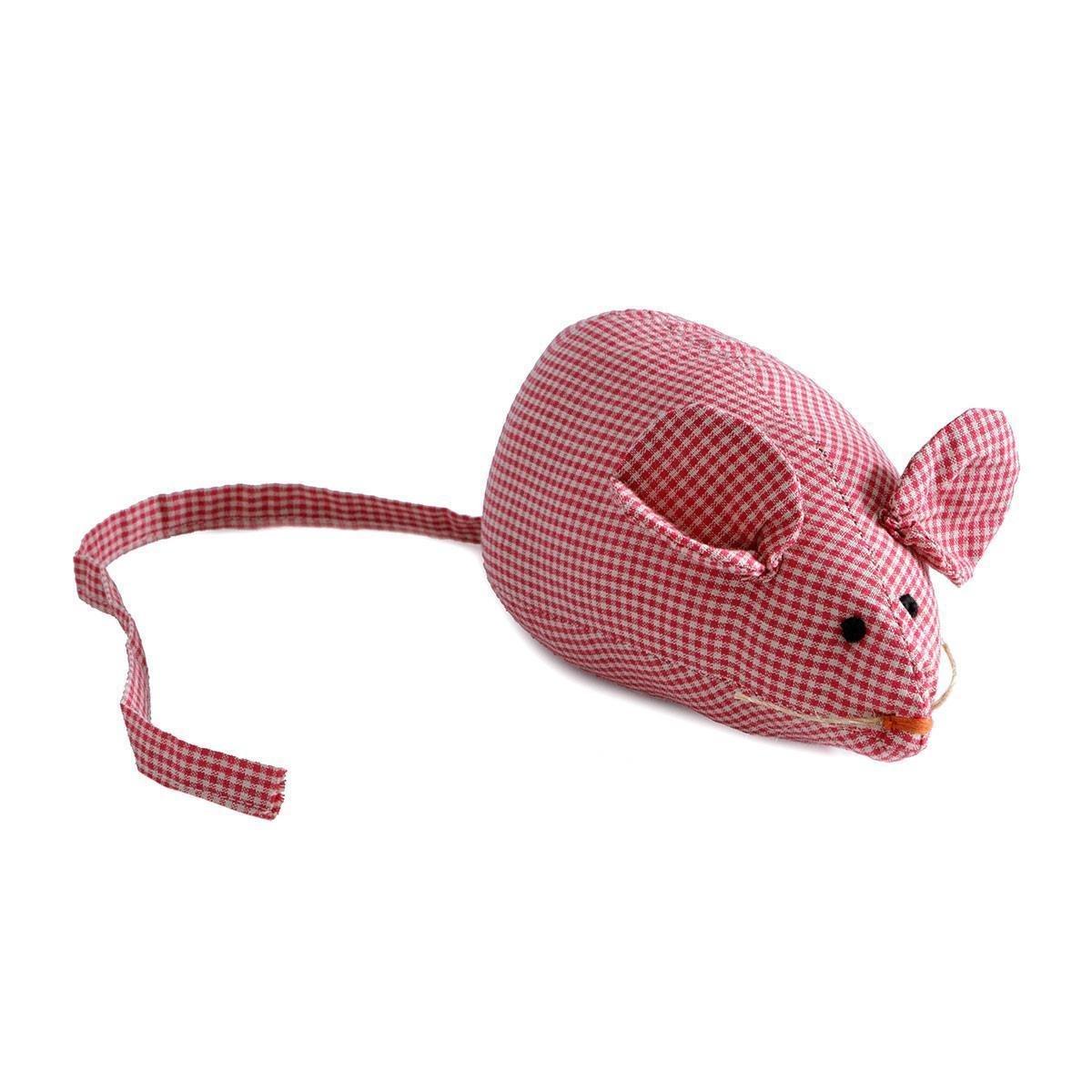 CARILLO Fermaporta con Sabbia Topolino Art. Mouse Stile Shabby Q394