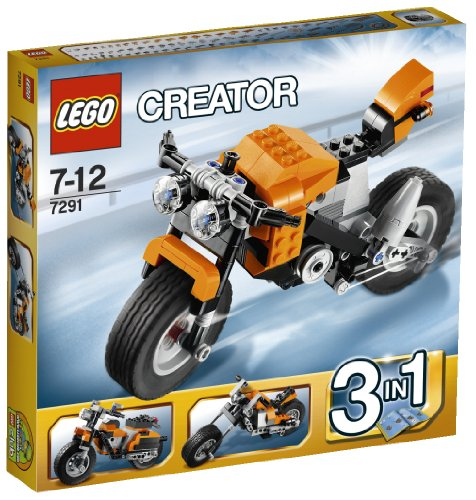 lego 3 in 1 robot - 8