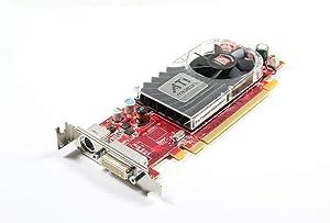 Dell ATI Radeon Hd 3450 Dms-59 256mb Y103d Pcie X16 S-video Graphics Card B629 (Renewed)