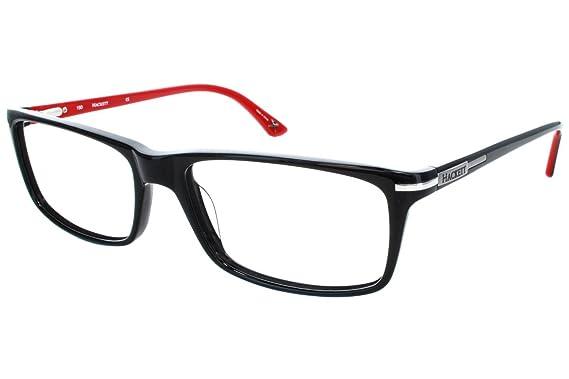 becc3a161f7 Amazon.com  Hackett London Large Fit HEK1130 Mens Eyeglass Frames -  Tortoise  Beauty