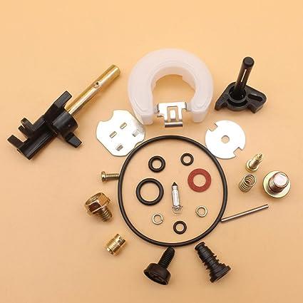Amazon com : Carburetor Rebuild Repair Kit For HONDA GX120