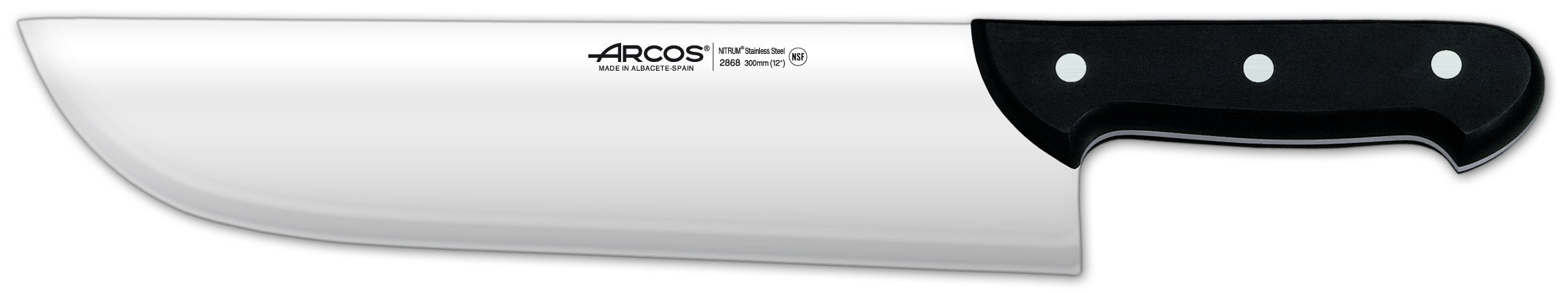 Arcos 12-Inch 300 mm Universal Cleaver
