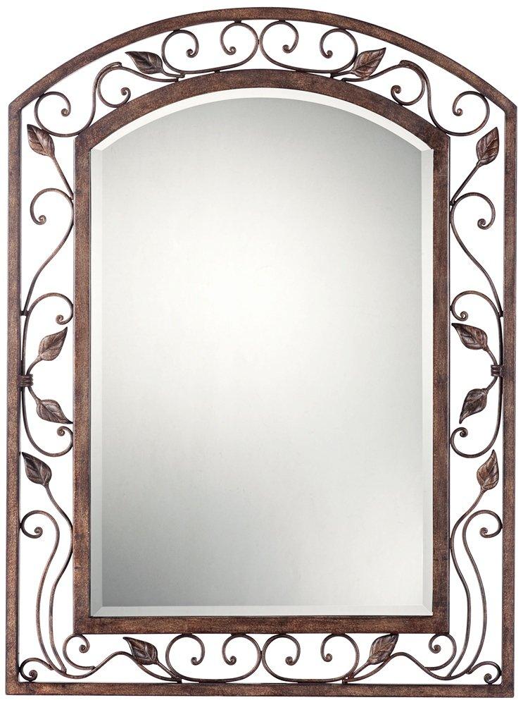 """Eden Park Arch 25"""" x 34"""" Wall Mirror"""