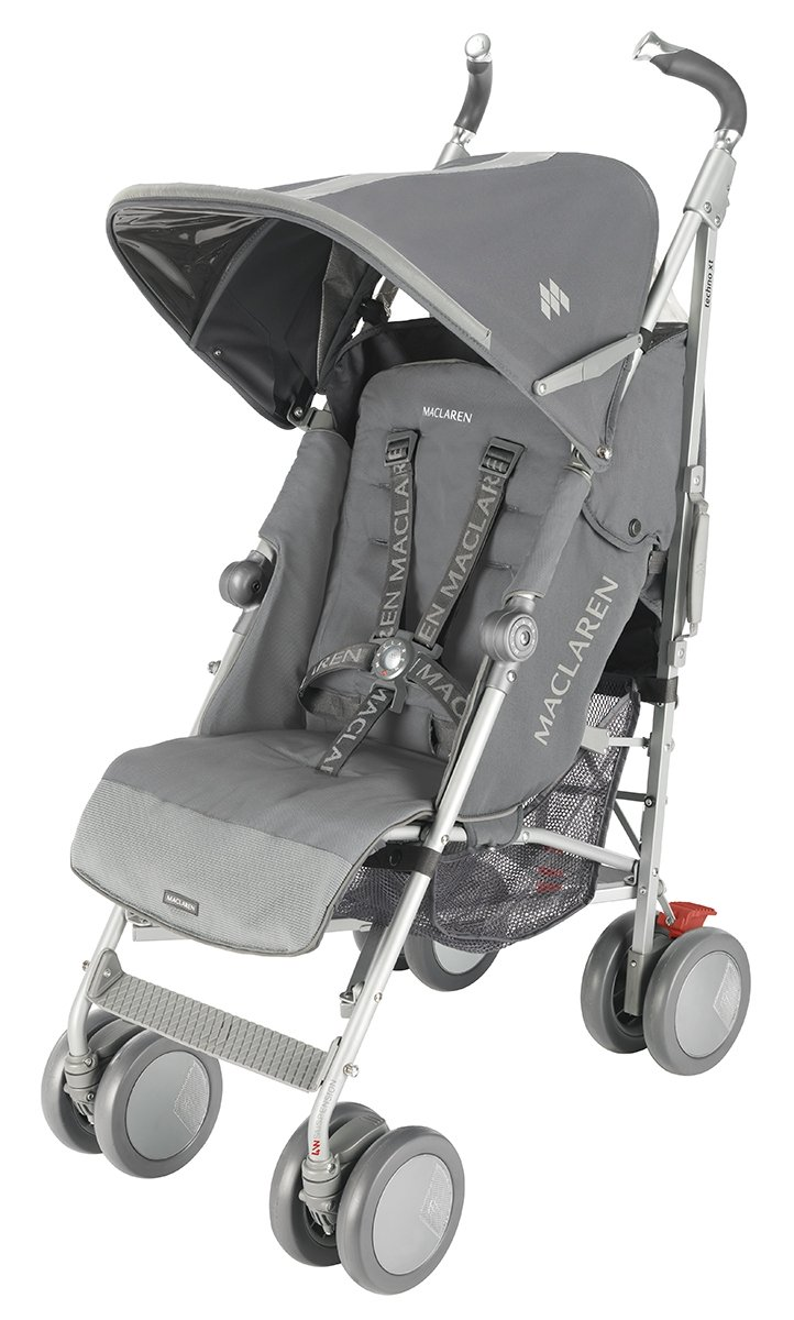 Techno XT Charcoal Maclaren WDN07052 Buggy