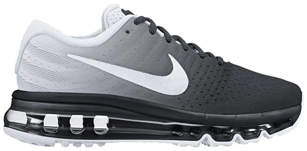 low priced e548c 258dc Amazon.com   NIKE Air Max 2017 Youth Running Sneaker   Fitness    Cross-Training