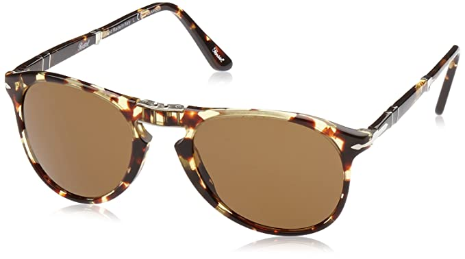 3520505a55 Image Unavailable. Image not available for. Colour  Persol 9714 Sunglasses  985 57 Tabacco Virginia   Polarized ...