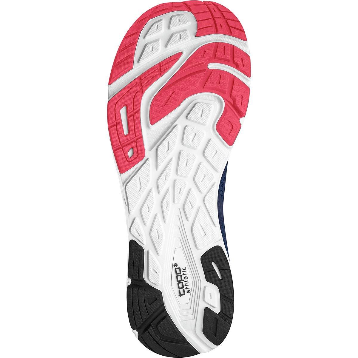 Topo Athletic Magnifly 7 2 Running Shoes - Women's B074JHFJGW 7 Magnifly B(M) US|Navy/Pink 1d3b33