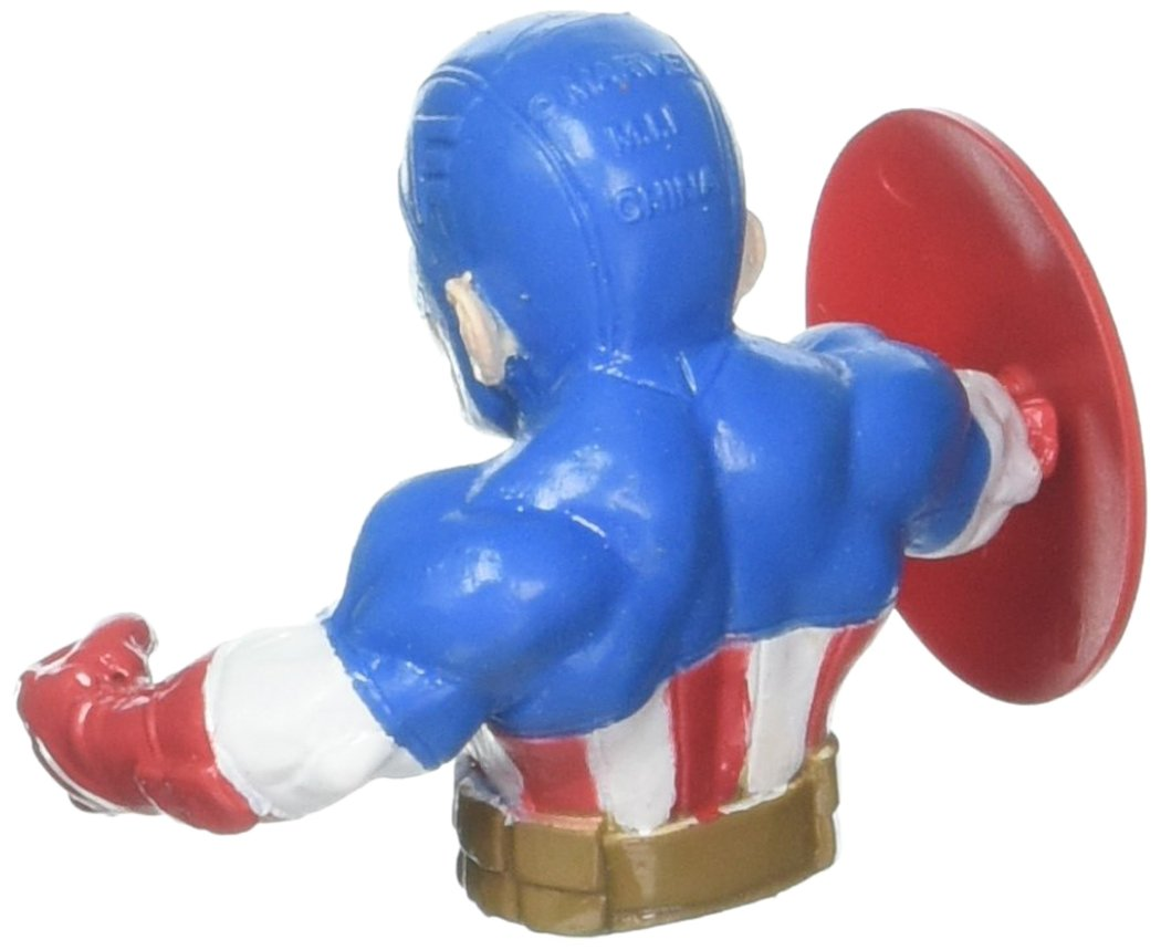 Marvel Captain America Finger Fighter Action Figure