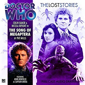 Doctor Who - The Lost Stories - Song of the Megaptera Audiobook
