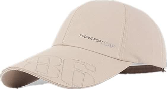 CareforYou Llanura 100% Sombrero Gorra de béisbol algodón Hombres ...