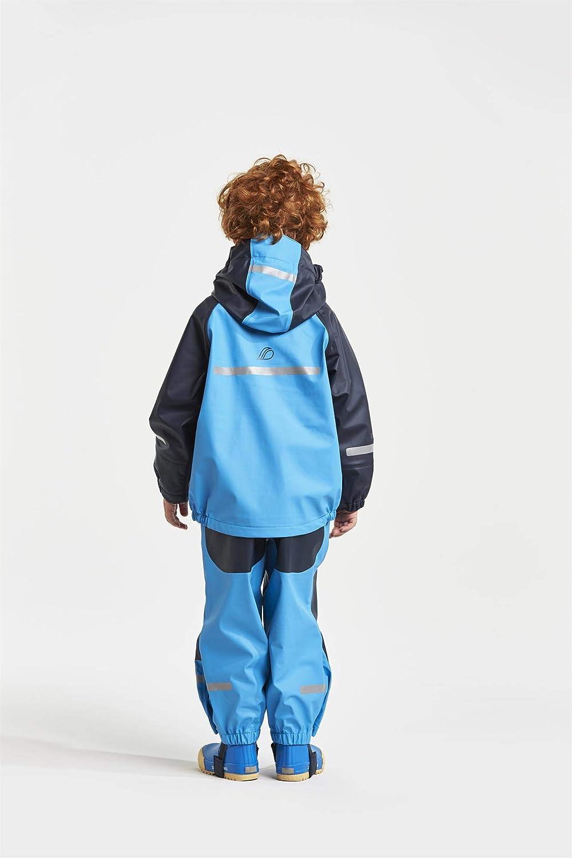 Didriksons Stormman Kids Waterproof Set