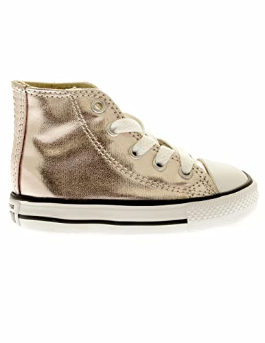 fc28e18f321f17 Converse Chuck Taylor All Star Hi Rose Quartz Textile 10 UK Child ...