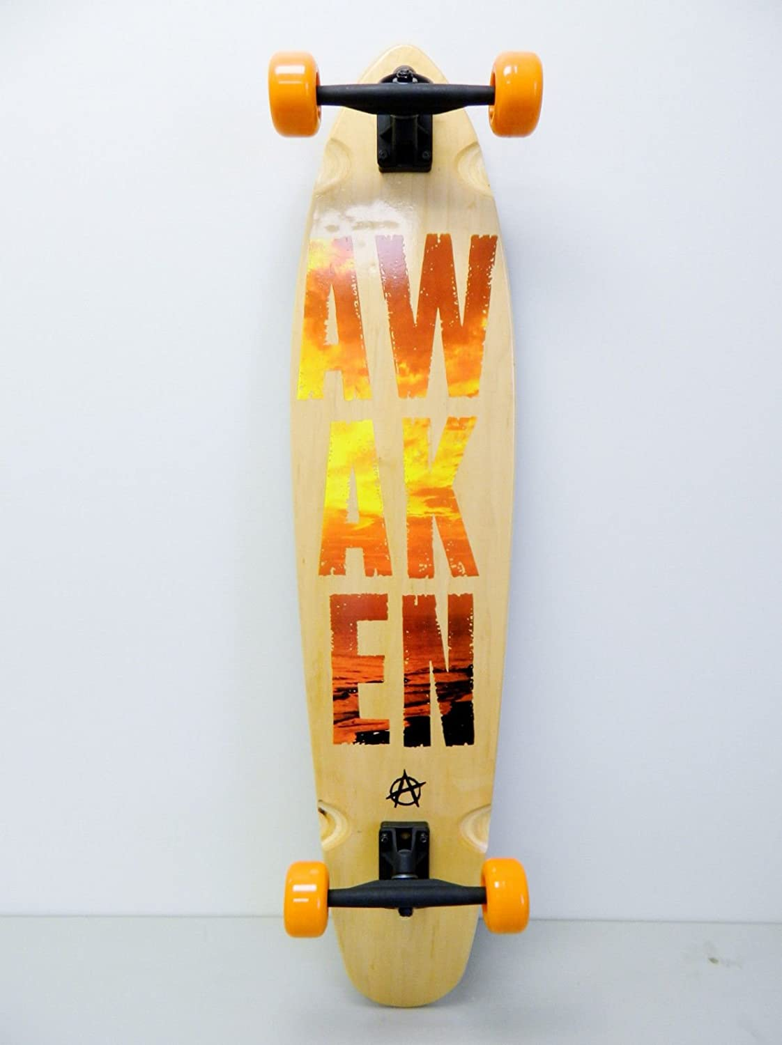 新作 Awaken by Sunset Kicktail 9.5 42 x Awaken 42 Cruiser Longboard Complete by Awaken B00PBALEYK, スノマタチョウ:8b35283e --- a0267596.xsph.ru