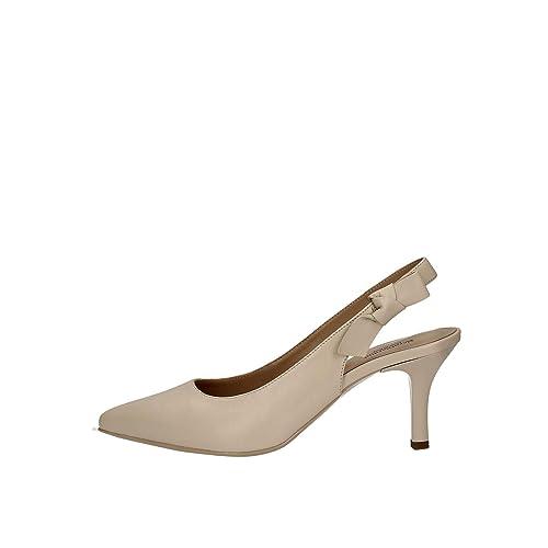 Y Amazon De P907950de Mujer Giardini es Nero Zapatos Tacón wng1Bq8Yx