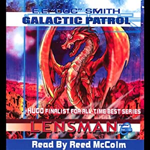 Galactic Patrol Audiobook