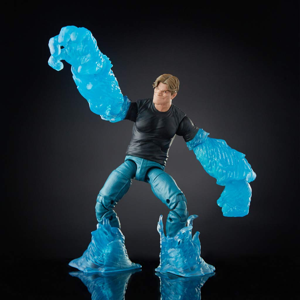 Marvel Legends Edition Collector-Figurine 15 cm Hydro-Man Multicolore Spider-Man