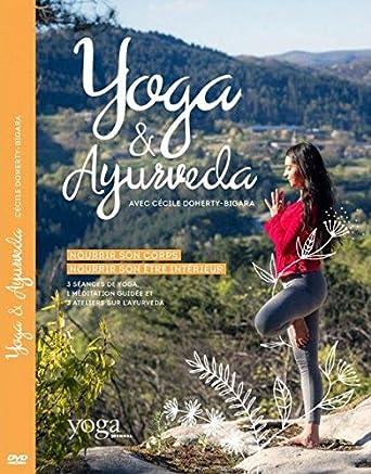 Yoga et Ayurveda : Cécile Doherty Bigara Francia DVD: Amazon ...