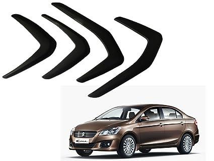 Autopearl O E Type Car Bumper Protector For Maruti Suzuki Ciaz Set