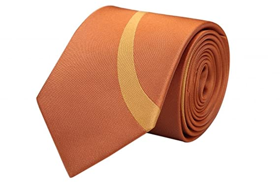 Zavetti - Corbata de seda para hombre, diseño de rayas, color ...