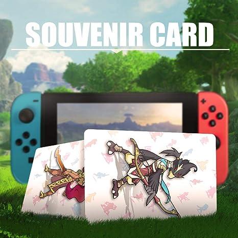 Amazon.com: TPLGO NFC Tarjetas para la leyenda de Zelda ...