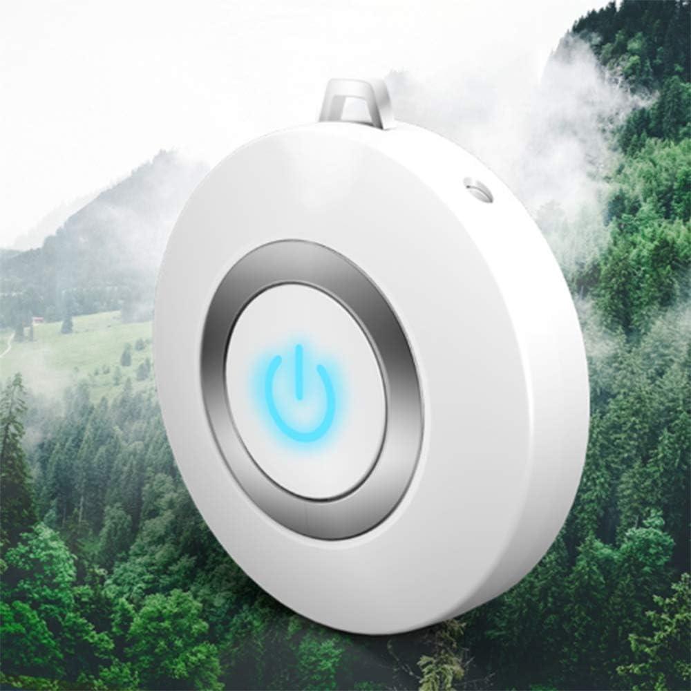 Wearable personal purificador de aire portátil Mini collar de ...