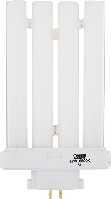 Feit Electric Bppl27f 65 27 Watt Daylight 4 Pin Compact Fluorescent Light Bulb Compact Fluorescent Bulbs Amazon Com
