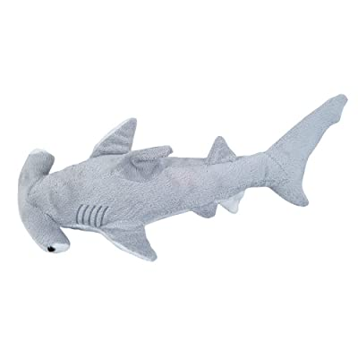 Adventure Planet Plush - HAMMER HEAD SHARK ( 13 inch ): Toys & Games