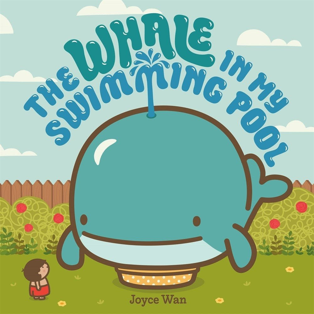 The Whale in My Swimming Pool: Wan, Joyce: 9780374301880: Amazon.com: Books