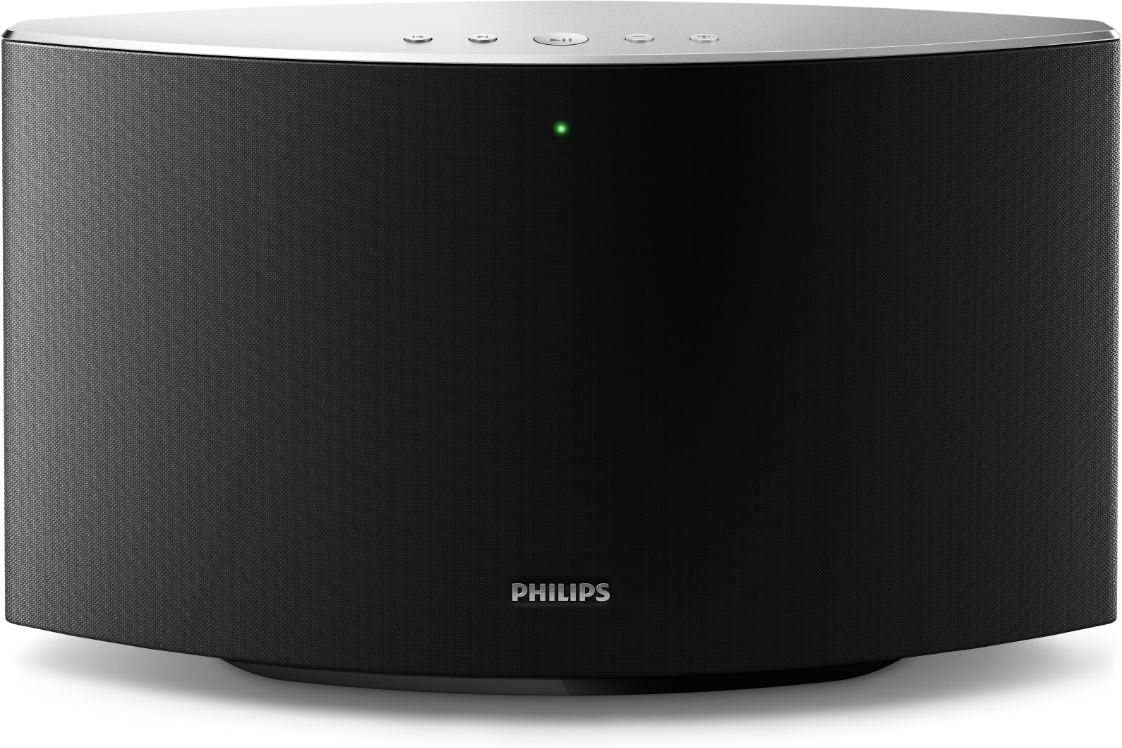 Philips SW700M/12 - Altavoces inalámbricos multizona con Spotify Connect (2 altavoces de 2.5