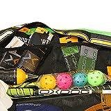 Oxdog M3 Floorball Toolbag, Green